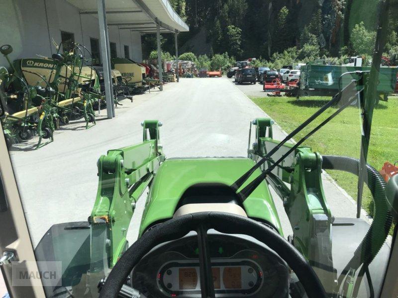 Traktor des Typs Fendt 313 Vario Power + FL Cargo 4X/75 DW, Neumaschine in Eben (Bild 13)
