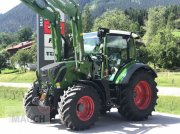 Traktor des Typs Fendt 313 Vario Power + FL Cargo 4X/75 DW, Neumaschine in Eben