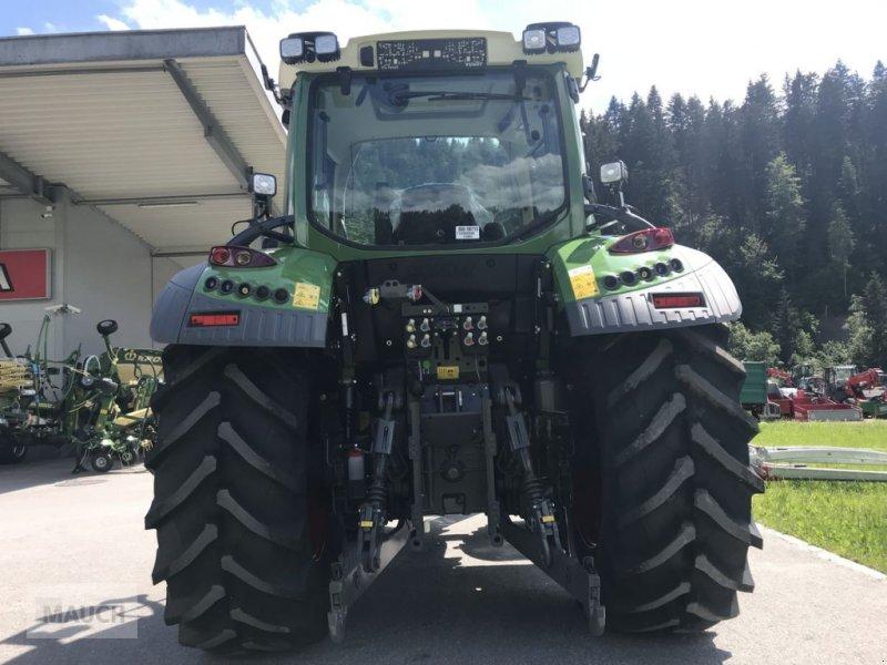 Traktor des Typs Fendt 313 Vario Power + FL Cargo 4X/75 DW, Neumaschine in Eben (Bild 8)