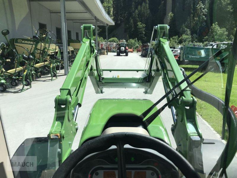 Traktor des Typs Fendt 313 Vario Power + FL Cargo 4X/75 DW, Neumaschine in Eben (Bild 14)