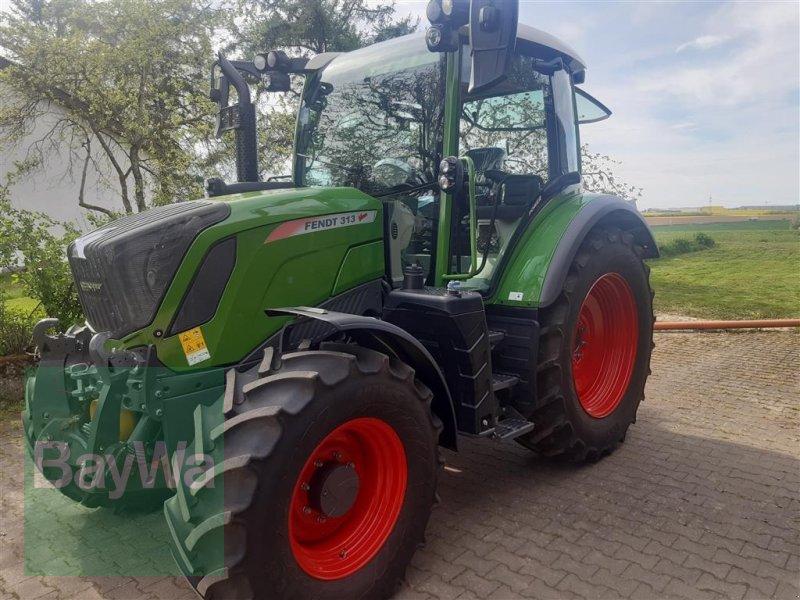Traktor des Typs Fendt 313 Vario Power, Gebrauchtmaschine in Ehingen (Bild 1)