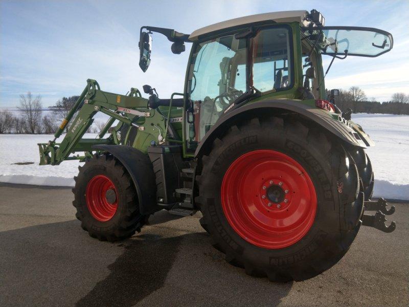 Traktor des Typs Fendt 313 Vario Power, Gebrauchtmaschine in Wiesenfelden (Bild 1)