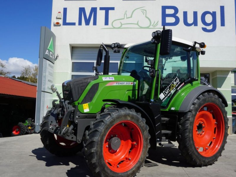 Traktor des Typs Fendt 313 Vario Profi-Plus mit RTK, Gebrauchtmaschine in Hürm (Bild 1)
