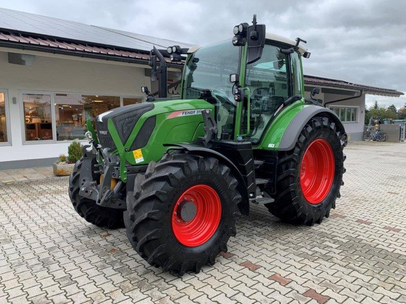 Traktor des Typs Fendt 313 Vario Profi Plus RTK, Gebrauchtmaschine in Neureichenau (Bild 1)