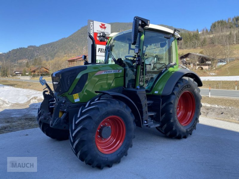 Bild Fendt 313 Vario Profi Version
