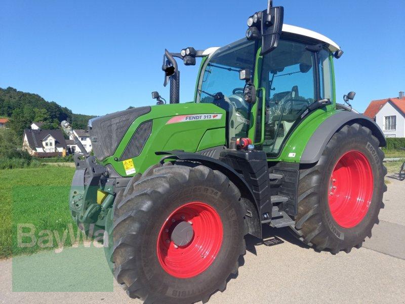 Traktor du type Fendt 313 Vario Profi, Gebrauchtmaschine en Mainburg (Photo 1)
