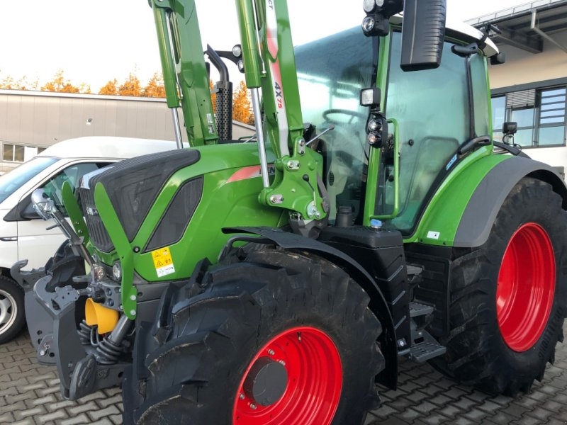 Traktor tipa Fendt 313 Vario Profi, Neumaschine u Donaueschingen (Slika 1)