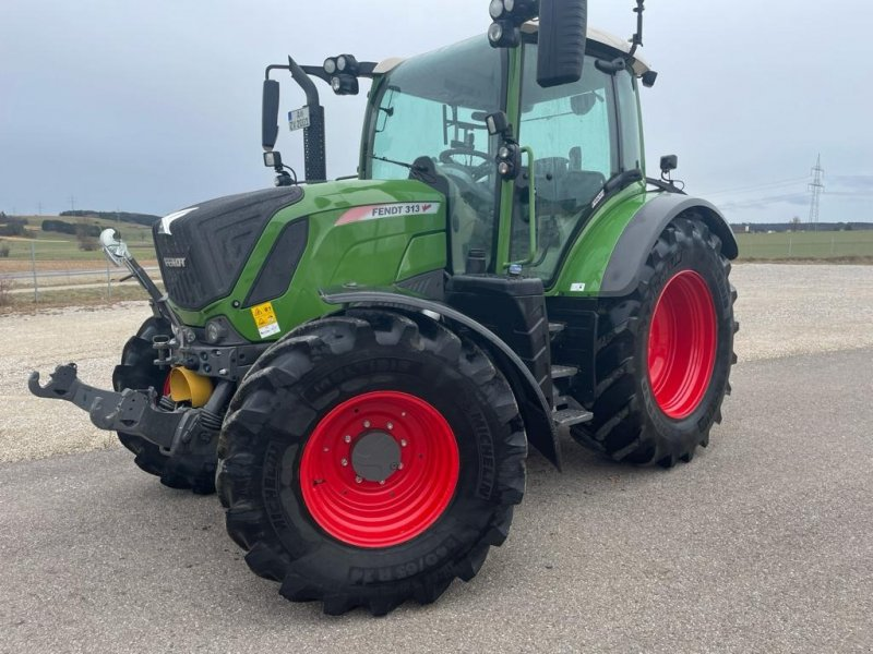 Traktor a típus Fendt 313 Vario Profi, Gebrauchtmaschine ekkor: Heretsried (Kép 1)
