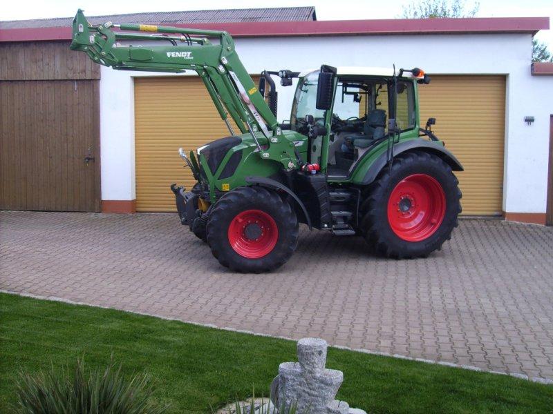 Traktor a típus Fendt 313 Vario Profi, Gebrauchtmaschine ekkor: Seubersdorf (Kép 1)