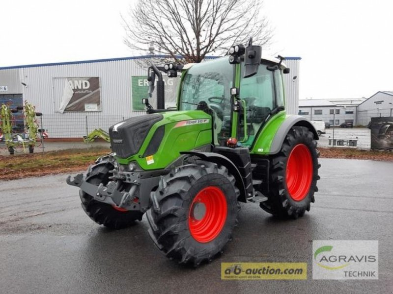 Traktor типа Fendt 313 VARIO S4 POWER, Neumaschine в Meppen (Фотография 1)