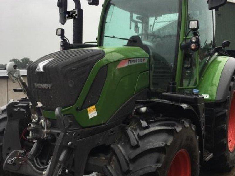 Traktor des Typs Fendt 313 Vario S4 Power, Gebrauchtmaschine in Westerhorn (Bild 2)