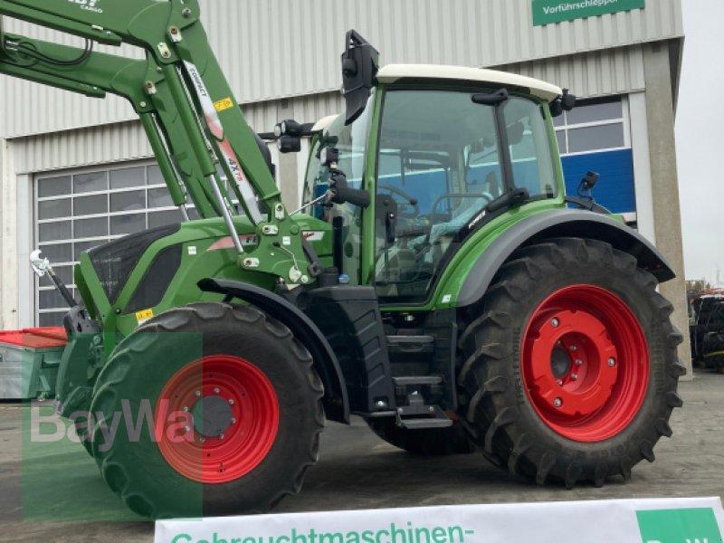 Traktor des Typs Fendt 313 Vario S4 Power, Gebrauchtmaschine in Giebelstadt (Bild 1)