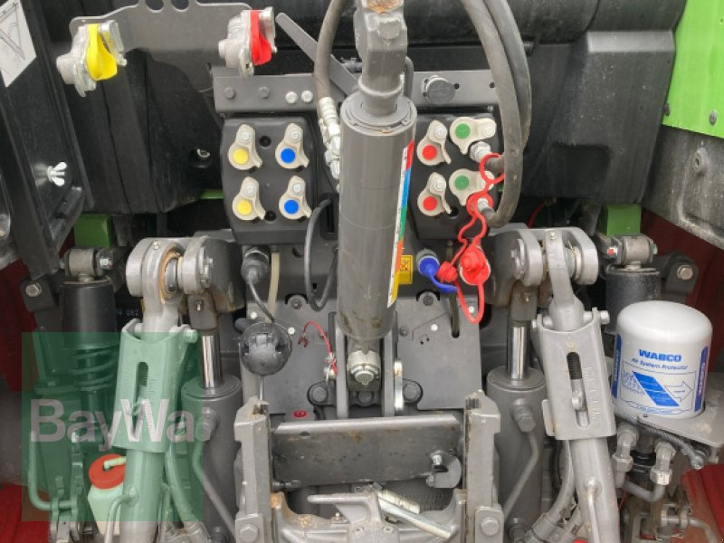 Traktor des Typs Fendt 313 Vario S4 Power, Gebrauchtmaschine in Giebelstadt (Bild 4)