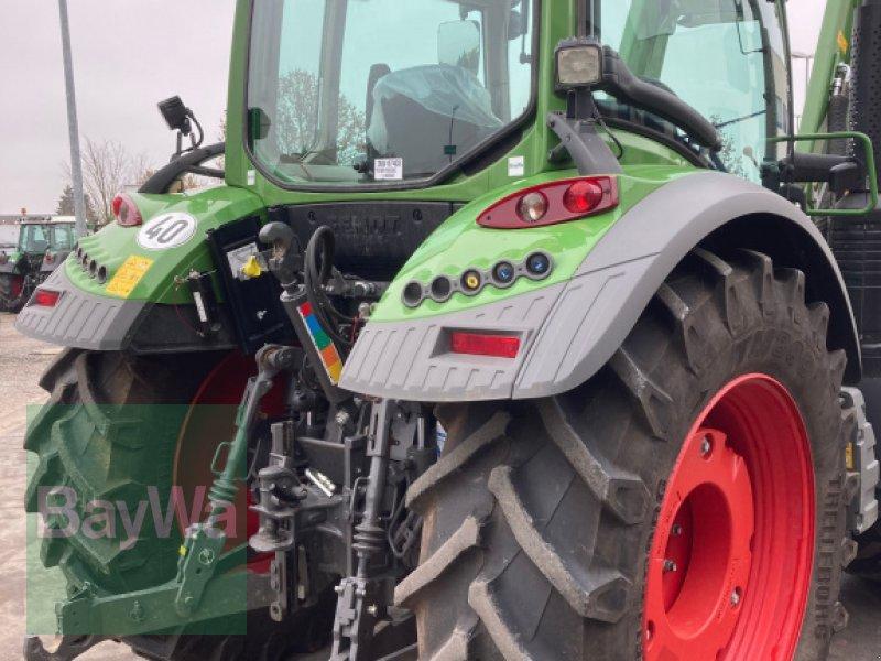 Traktor des Typs Fendt 313 Vario S4 Power, Gebrauchtmaschine in Giebelstadt (Bild 5)