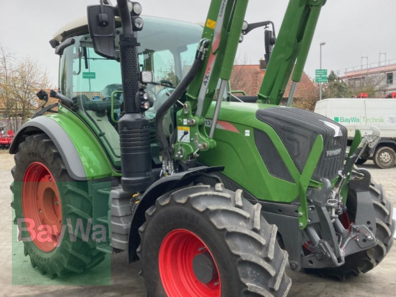 Traktor des Typs Fendt 313 Vario S4 Power, Gebrauchtmaschine in Giebelstadt (Bild 6)