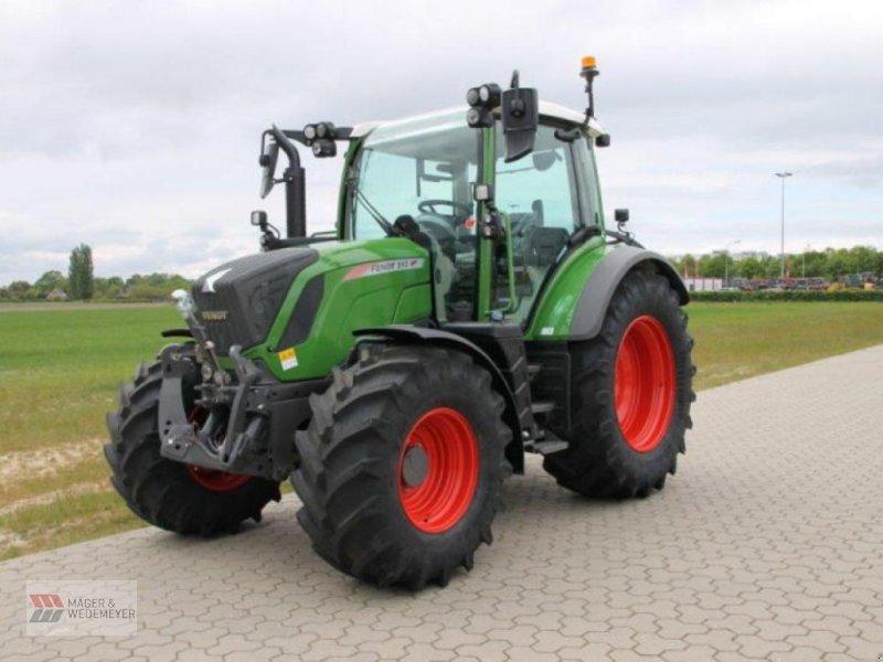 Traktor des Typs Fendt 313 VARIO S4 POWER, Neumaschine in Oyten (Bild 1)