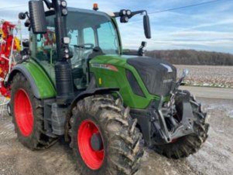 Traktor des Typs Fendt 313 VARIO S4 PROFI+, Gebrauchtmaschine in Muespach (Bild 1)