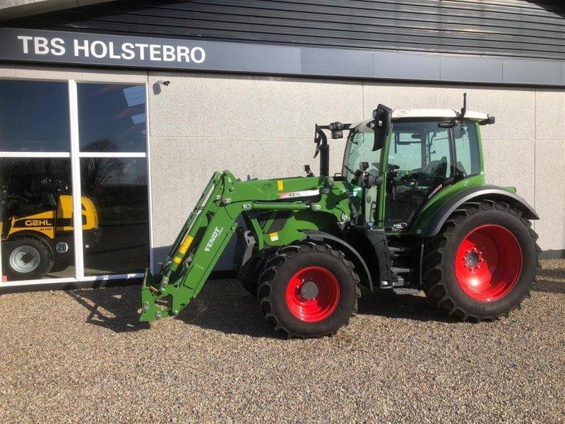 Traktor des Typs Fendt 313 Vario S4 Profi Plus Med Cargo 4X75 læsser, Gebrauchtmaschine in Holstebro (Bild 1)