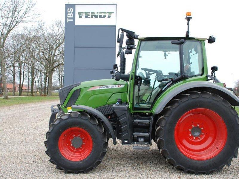 Traktor des Typs Fendt 313 Vario S4 Profi Plus, Gebrauchtmaschine in Grindsted (Bild 1)