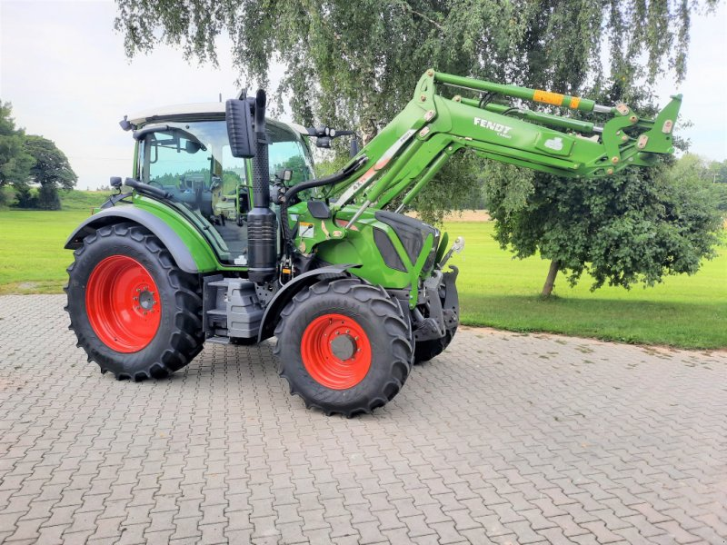 Traktor tipa Fendt 313 Vario S4 Profi Plus, Gebrauchtmaschine u Tirschenreuth (Slika 1)