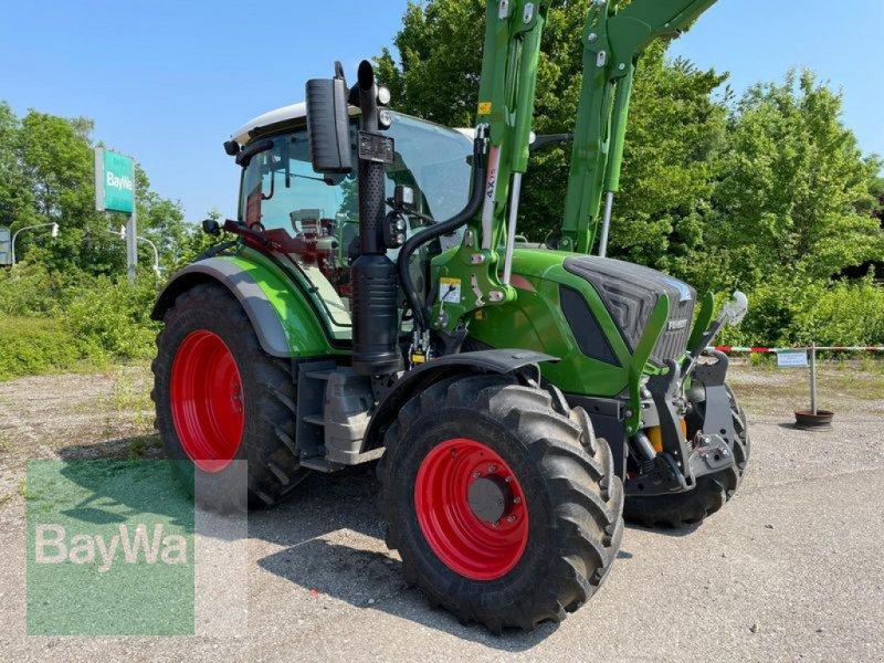Traktor des Typs Fendt 313 VARIO S4 PROFI PLUS, Gebrauchtmaschine in Mindelheim (Bild 6)