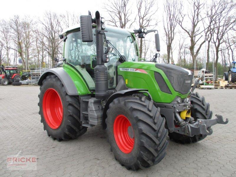 Traktor des Typs Fendt 313 Vario S4 Profi Plus, Gebrauchtmaschine in Heeslingen (Bild 1)