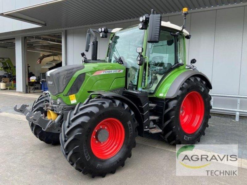 Traktor des Typs Fendt 313 VARIO S4 PROFI PLUS, Gebrauchtmaschine in Olfen (Bild 1)