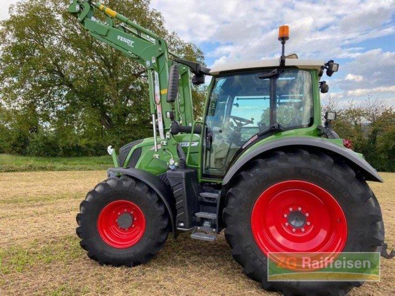 Traktor типа Fendt 313 Vario S4 Profi Plus, Gebrauchtmaschine в Bruchsal (Фотография 1)