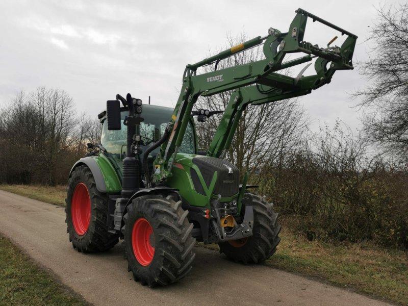Traktor des Typs Fendt 313 Vario S4 Profi Plus, Gebrauchtmaschine in Niederviehbach (Bild 1)