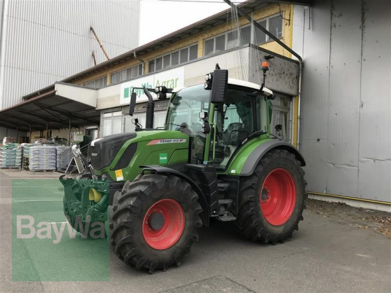 Traktor του τύπου Fendt 313 VARIO S4 PROFI, Gebrauchtmaschine σε Heilbronn (Φωτογραφία 1)