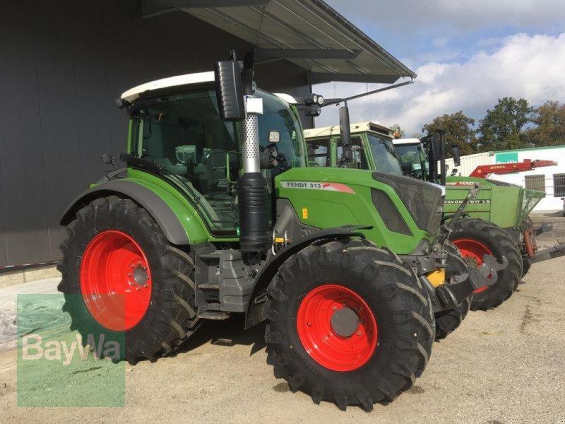 Traktor des Typs Fendt 313 VARIO S4 PROFI, Gebrauchtmaschine in Eichendorf (Bild 1)