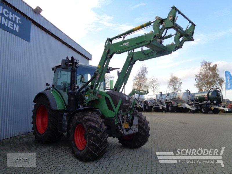 Traktor des Typs Fendt 313 Vario S4 Profi, Gebrauchtmaschine in Ahlerstedt (Bild 1)