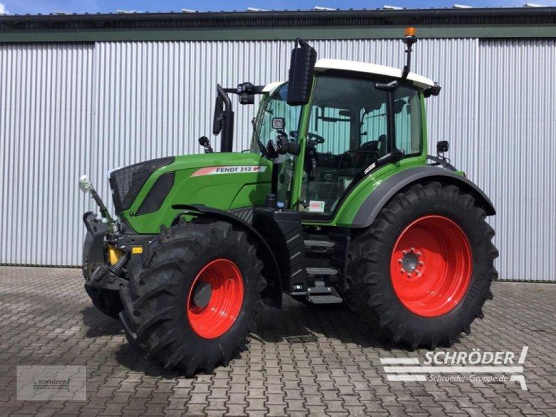 Traktor типа Fendt 313 VARIO S4 PROFI, Gebrauchtmaschine в Lastrup (Фотография 1)