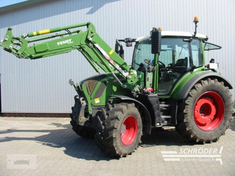Traktor des Typs Fendt 313 VARIO S4 PROFI, Gebrauchtmaschine in Wittmund (Bild 1)