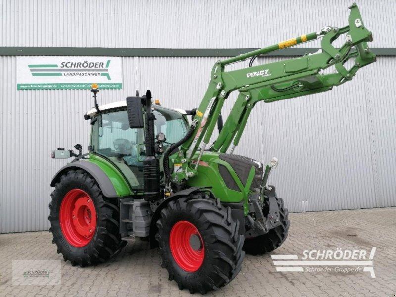 Traktor tipa Fendt 313 VARIO S4 PROFI, Gebrauchtmaschine u Wildeshausen (Slika 1)
