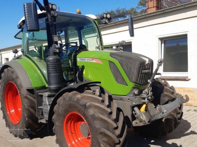 Traktor des Typs Fendt 313 Vario S4, Gebrauchtmaschine in Kleinlangheim - Atzhausen (Bild 1)