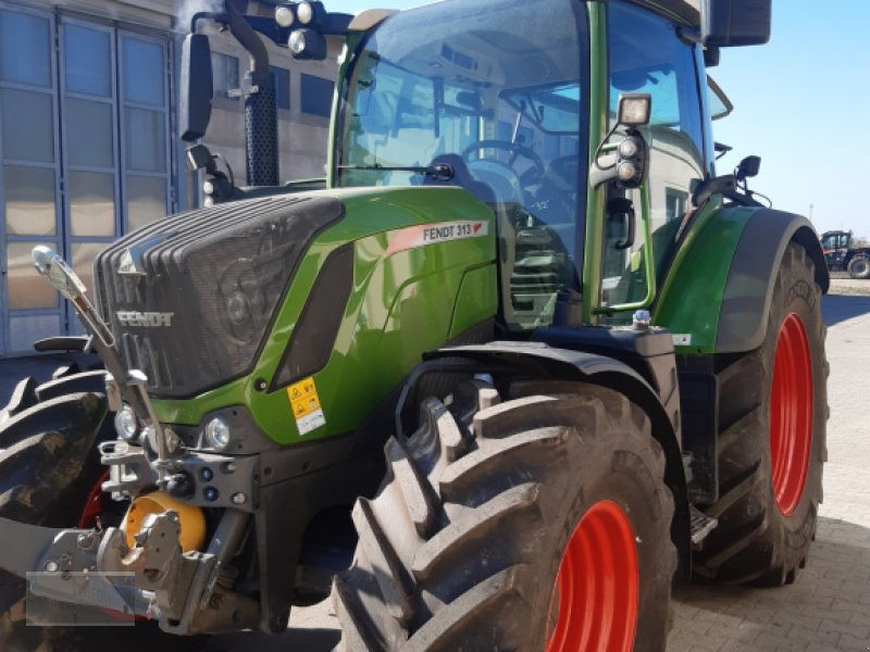 Traktor des Typs Fendt 313 Vario S4, Gebrauchtmaschine in Kleinlangheim - Atzhausen (Bild 5)