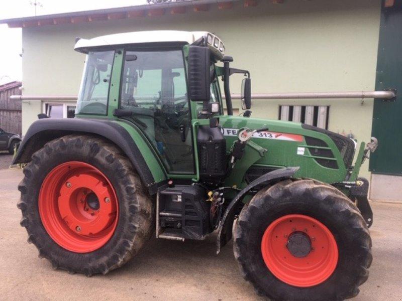 Traktor typu Fendt 313 Vario TMS, Gebrauchtmaschine w Hollfeld (Zdjęcie 1)