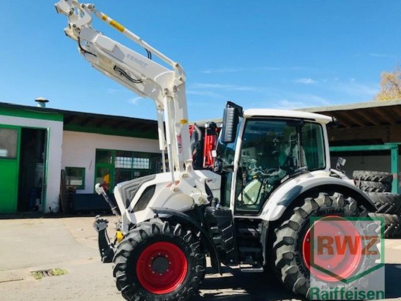 Traktor des Typs Fendt 313 Vario, Gebrauchtmaschine in Hermeskeil (Bild 1)