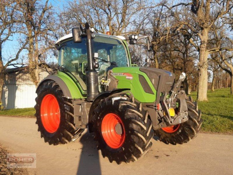 Traktor des Typs Fendt 313 Vario, Gebrauchtmaschine in Wieselburg Land (Bild 1)