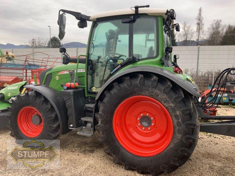 Traktor des Typs Fendt 313 Vario, Vorführmaschine in Grafenstein (Bild 4)