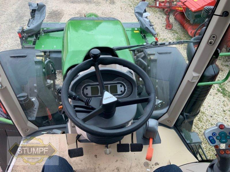 Traktor des Typs Fendt 313 Vario, Vorführmaschine in Grafenstein (Bild 9)