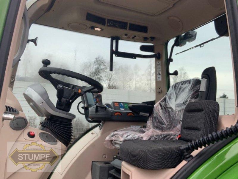 Traktor des Typs Fendt 313 Vario, Vorführmaschine in Grafenstein (Bild 7)