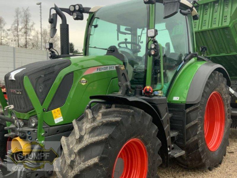 Traktor des Typs Fendt 313 Vario, Vorführmaschine in Grafenstein (Bild 3)