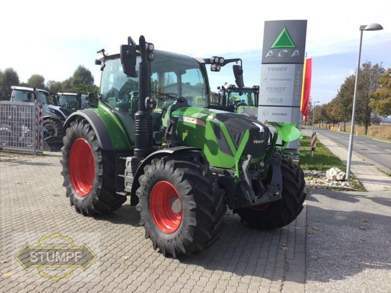 Traktor des Typs Fendt 313 Vario, Neumaschine in Grafenstein (Bild 1)