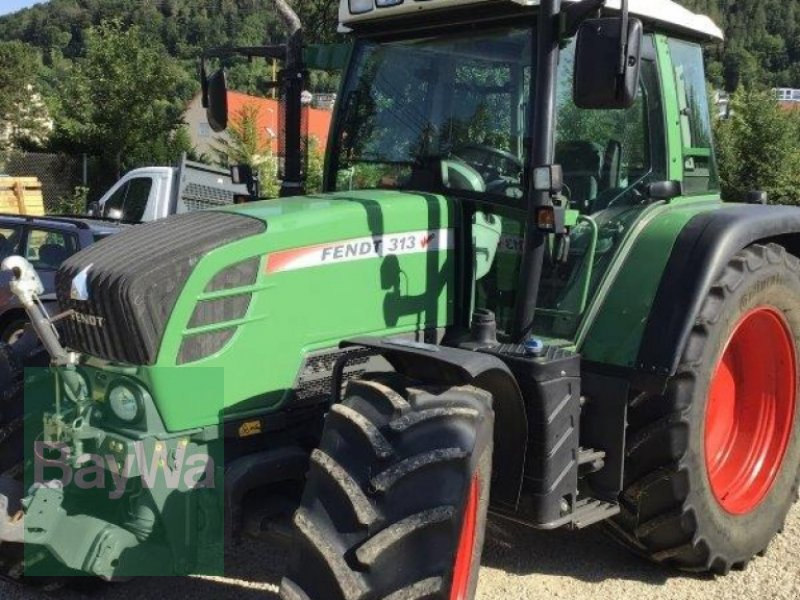 Traktor des Typs Fendt 313 Vario, Gebrauchtmaschine in Eislingen (Bild 1)