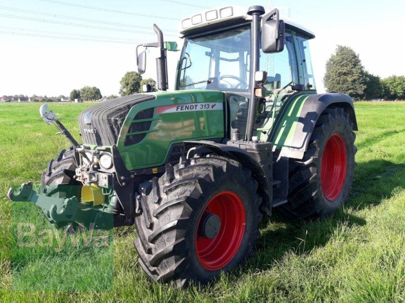 Traktor des Typs Fendt 313 Vario, Gebrauchtmaschine in Erlingen (Bild 1)