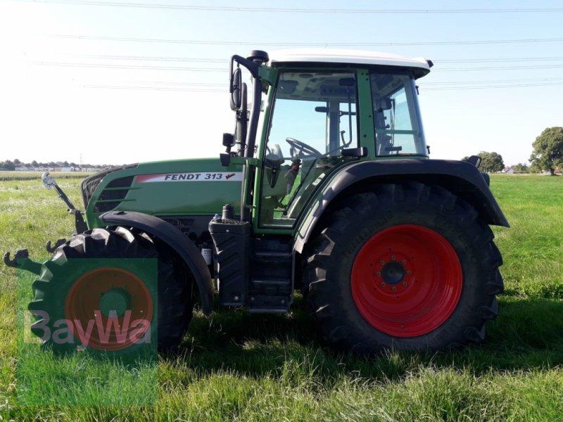 Traktor des Typs Fendt 313 Vario, Gebrauchtmaschine in Erlingen (Bild 3)