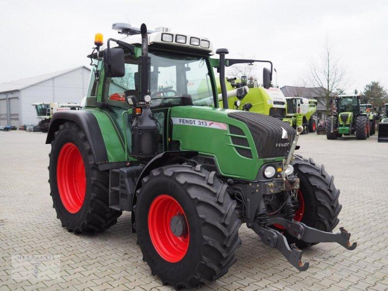 Traktor des Typs Fendt 313 Vario, Gebrauchtmaschine in Pragsdorf (Bild 1)