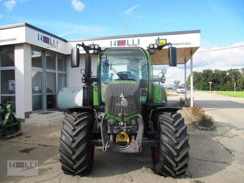 Traktor des Typs Fendt 313 Vario, Vorführmaschine in Niederneukirchen (Bild 1)